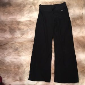 Nike Fit-Dry Pants, Small